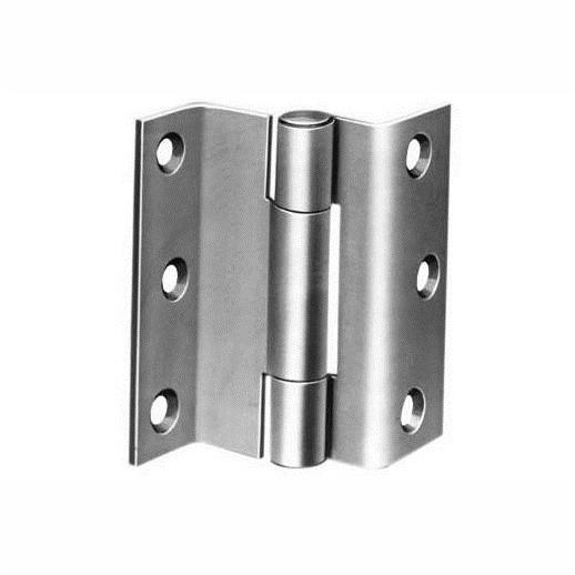 "3207 Stormproof Hinges With 7/32"" Gap; Zinc Plated (ZP); 63mm (2 1/2"")"