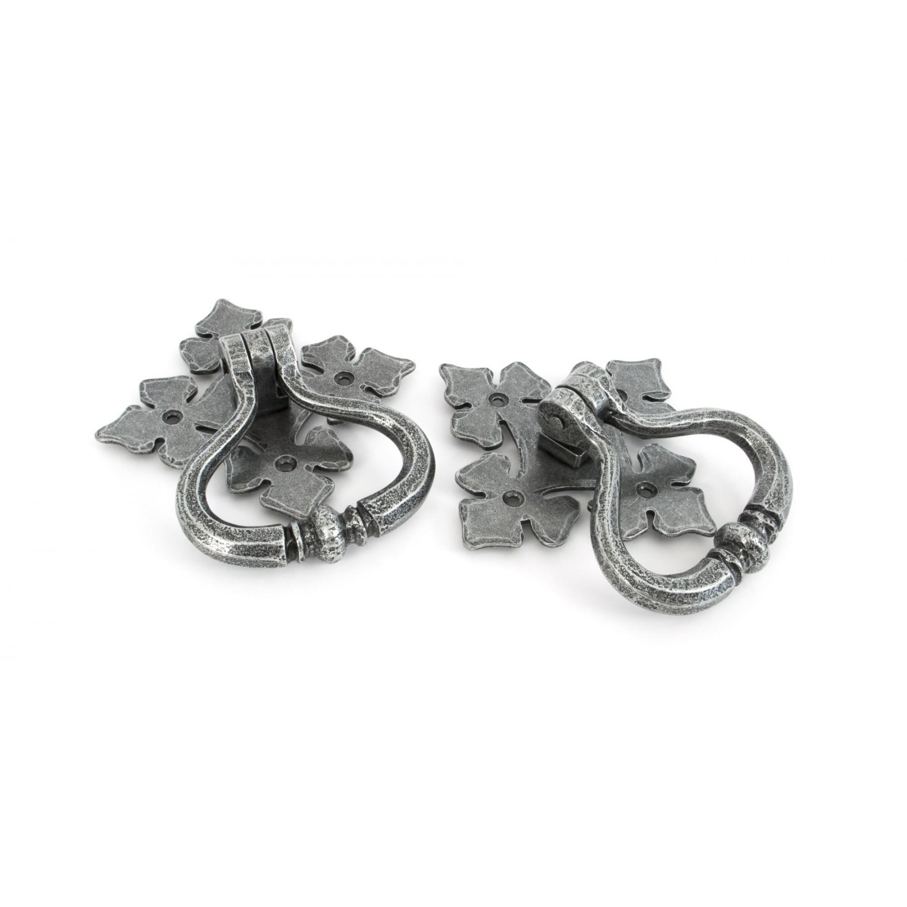 From The Anvil 33686 Shakespeare Ring Turn Set; Pewter (PE)