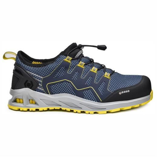 Base B1006 Kaptiv Safety Shoe K-WALK S1P; ISO 20345:2011; Blue (BL); Size 6 (39)