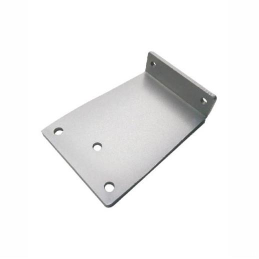 Briton NT121CE FIG 66 Kit; For Mounting The Closer On The Push Face Of The Door; CE Door Closer Only; Sprayed Silver (SE)
