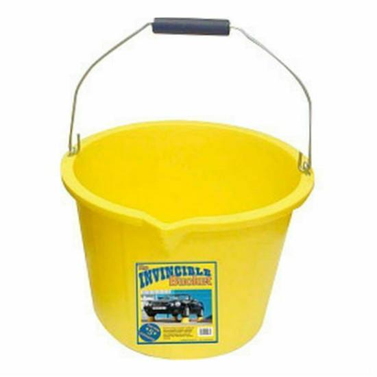 Invincible Bucket; 15 Litre (3 Gallon)