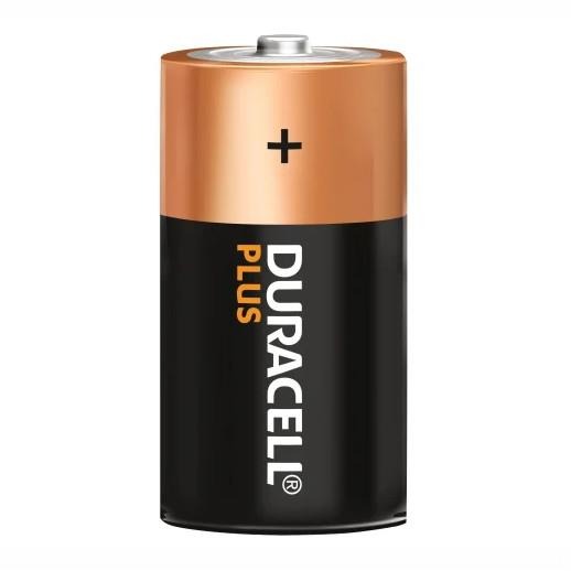 Duracell Battery 'C' Cell; Pack (2)