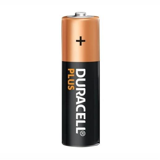 Duracell Plus Power Battery 'AA' Cell; Pack (4)