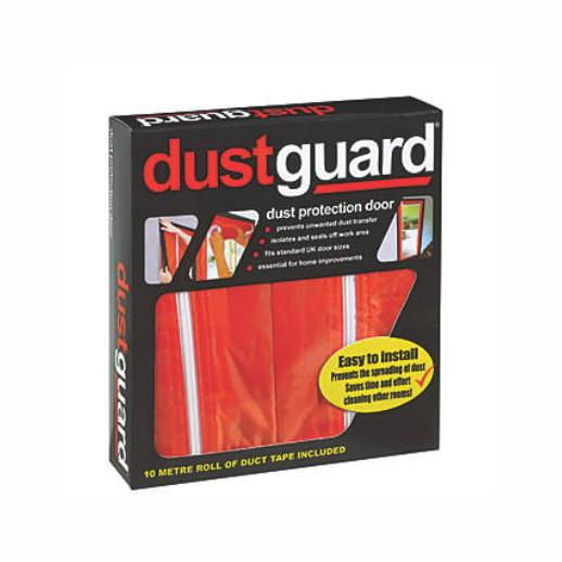 Dustguard Dust Protection; Single Door Opening; 215cm x 95cm (H x W)