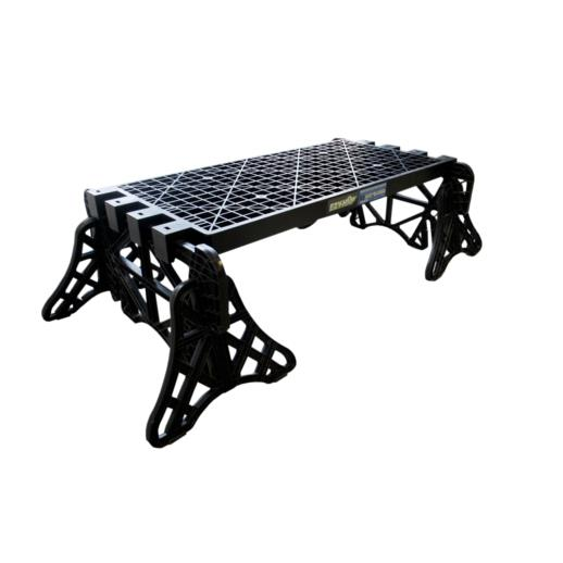 Ezy-Hop EH-1 Class 1 Hop Up Work Platform; 1000 x 500mm Platform; 350mm And 500mm Heights
