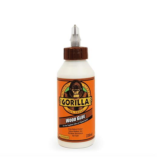 Gorilla Wood Glue; Waterproof Glue; 250ml