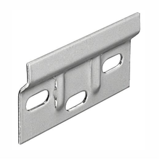 Hafele 290.08.921 Cabinet Hanging Plate; 63 x 38 x 2mm