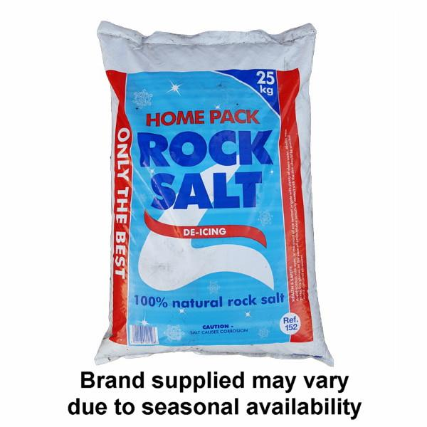 Rock Salt; Winter Road Salt; 25kg
