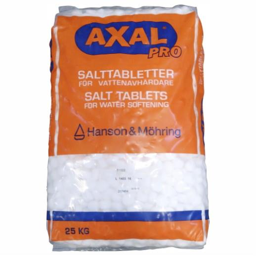 Water Softening Salt Tablets; 25kg Bag