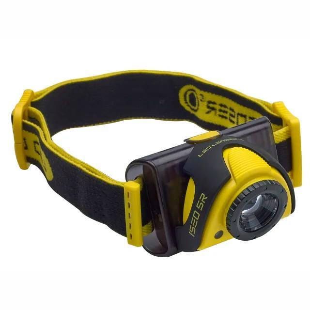Led Lenser 5805-R iSEO 5R Rechargeable Headlamp; Head Torch; 180 Lumens