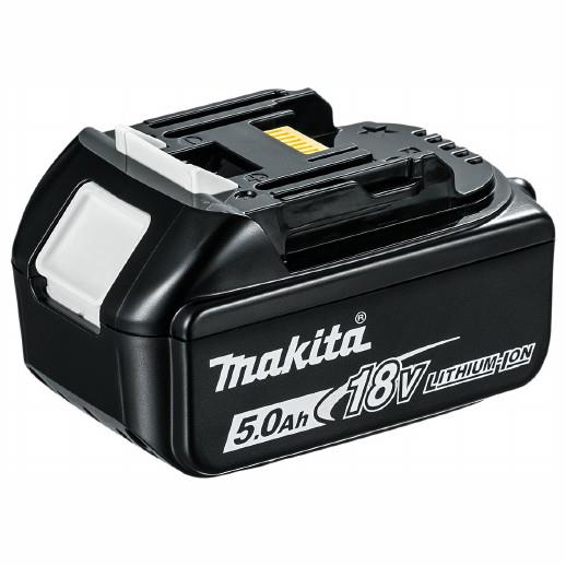 Makita BL1850B Lithium-ion Battery; With Battery Condition Indicator; 18 Volt; 5.0 Ah