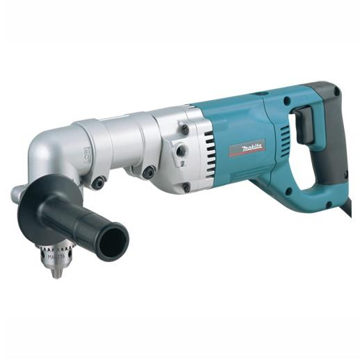 Makita DA4000LR 13mm Rotary Angle Drill; Chuck Key; Side Handle; Hex Wrench; 110 Volt