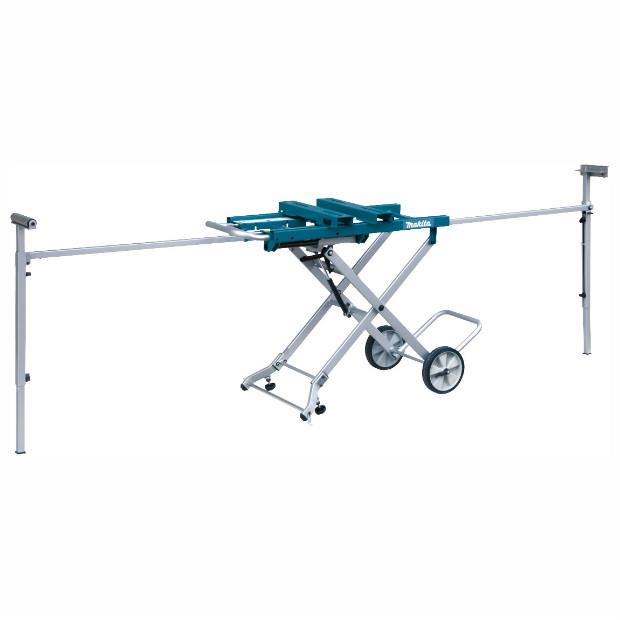 Makita DEAWST05 Universal Mitre Saw Stand; 2 Adjustable Working Heights; 550mm & 800mm