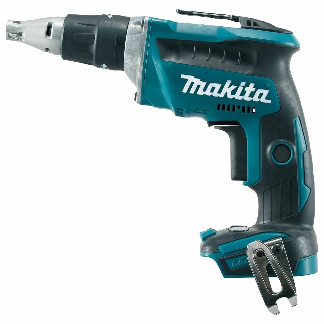 Makita DFS452Z LXT Brushless Drywall Screwdriver; 18 Volt; Bare Unit (Body Only)