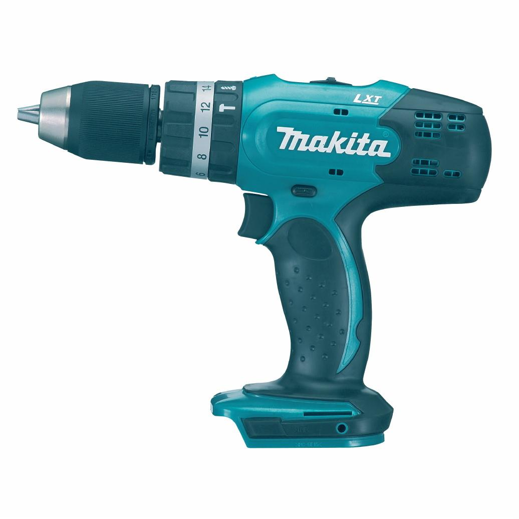 Makita DHP453Z LXT Combination Drill; 2 Speed; 18 Volt; Bare Unit (Body Only)