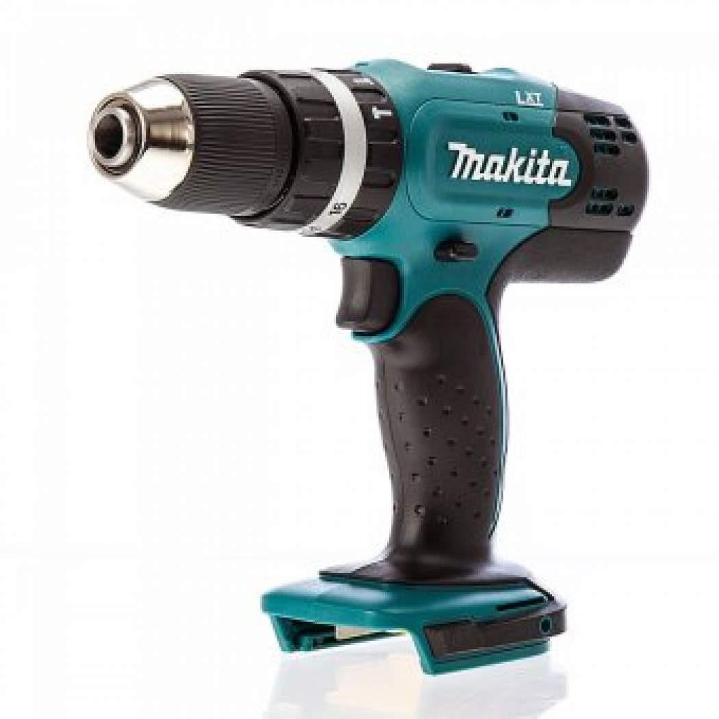Makita DHP456Z LXT Combination Drill; 2 Speed; 18 Volt; Compact Body; Bare Unit (Body Only)