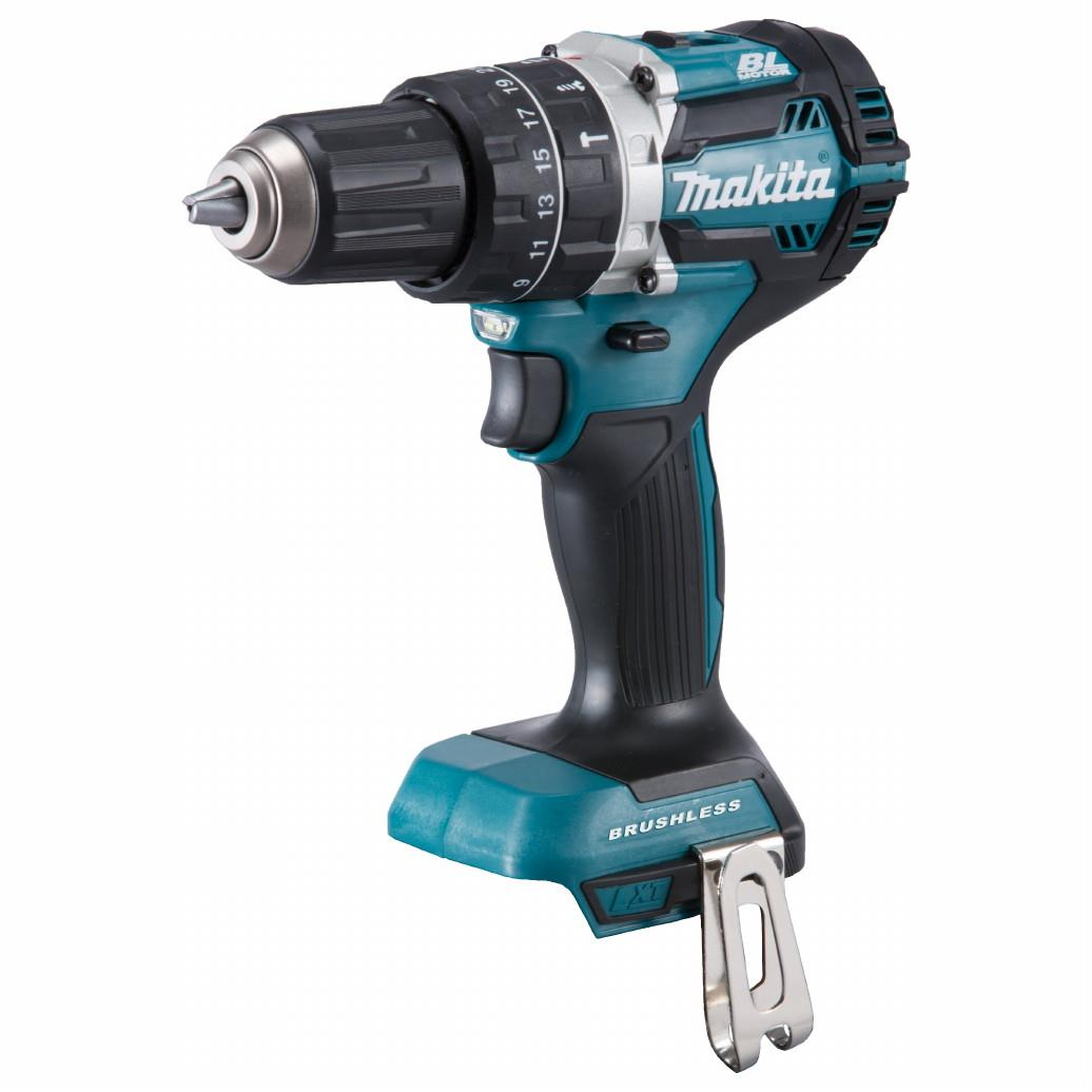 Makita DHP484Z Brushless Combi Drill; 54 Nm; 18 Volt; Bare Unit (Body Only)