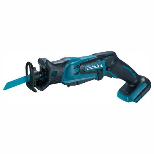 Makita DJR183Z Cordless Mini Reciprocating Saw; 18 Volt; Toolless Blade Change; Bare Unit (Body Only)