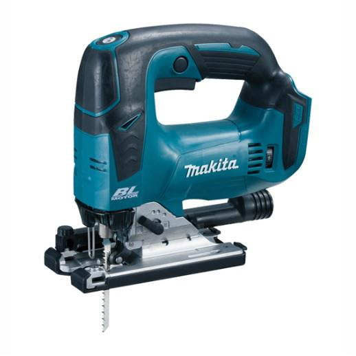 Makita DJV182Z Brushless Cordless Jigsaw; 18 Volt; Tool-less Blade Change; Low No Load Speed; Bare Unit (Body Only)