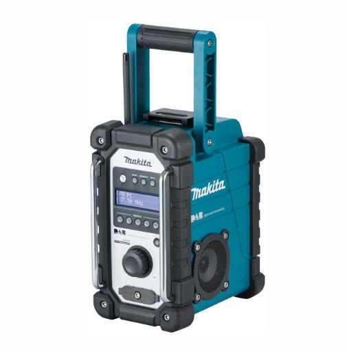 Makita DMR109 Job Site Radio; Digital (DAB); Blue (BL)