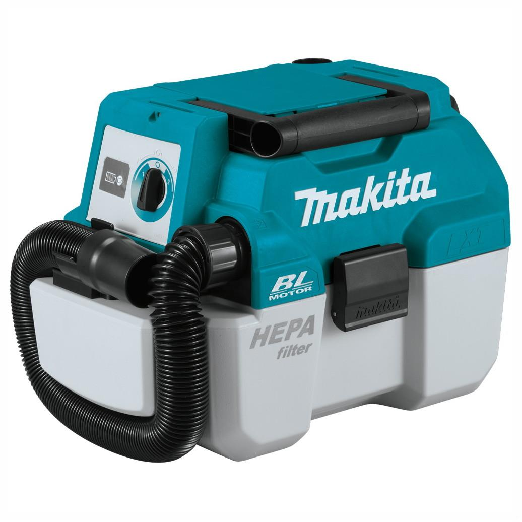 Makita DVC750LZ Brushless Vacuum Cleaner; LXT; 18 Volt Li-ion; BareUnit (Body Only)