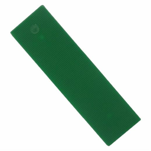 Flat Packers; Green (GN); 28 x 100 x 1mm