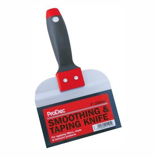 "ProDec RTK06 Professional Taping And Smoothing Knife; 150mm (6"")"