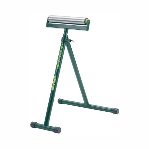 Record RPR400 Roller Stand; Single