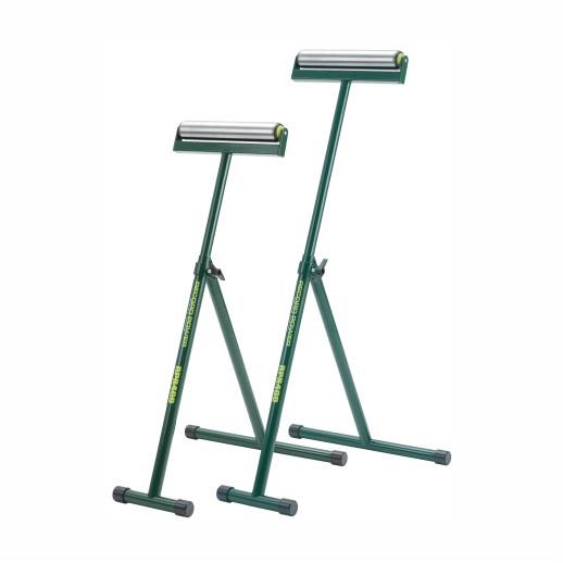 Record RPR400 Roller Stands; Twin Pack (2)
