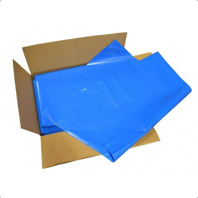 "Rubble Bag; Blue (BL); 20"" x 30""; 460 Gauge; 30kg Capacity"