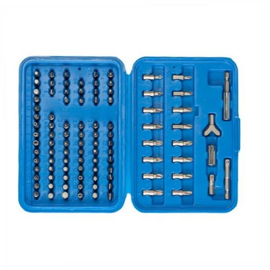 Tayler 21152 Screwdriver Bit Set; 100 Piece