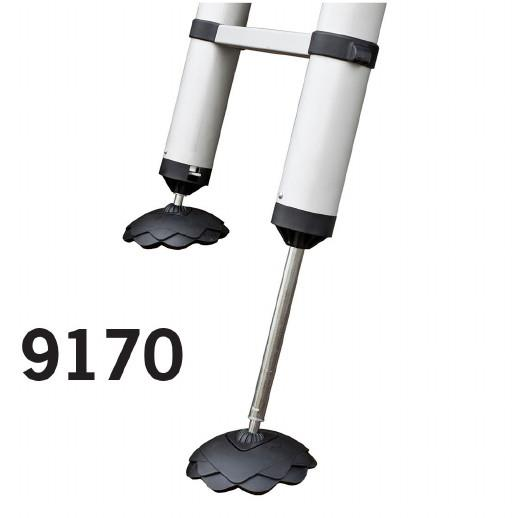 Telesteps 9170 Adjustable Safety Feet; Use With 3.3 And 3.8 Metre Black Line Ladders
