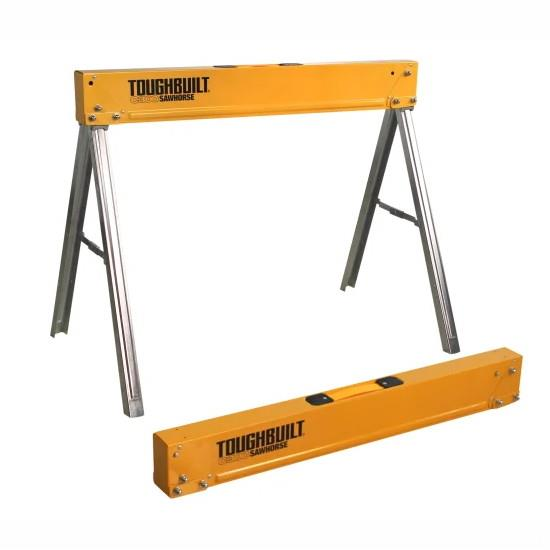 Toughbuilt TB-C300 Sawhorse; (Twin Pack)