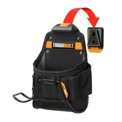 Toughbuilt TB-CT-24 Project Pouch And Hammer Loop