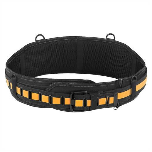 Toughbuilt TB-CT-40 Steel Buckled Padded Belt; Complete With Back Support