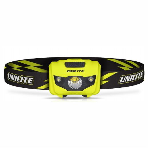 Unilite PS-HDL2 Helmet Mountable CREE LED Head Torch; 200 Lumen