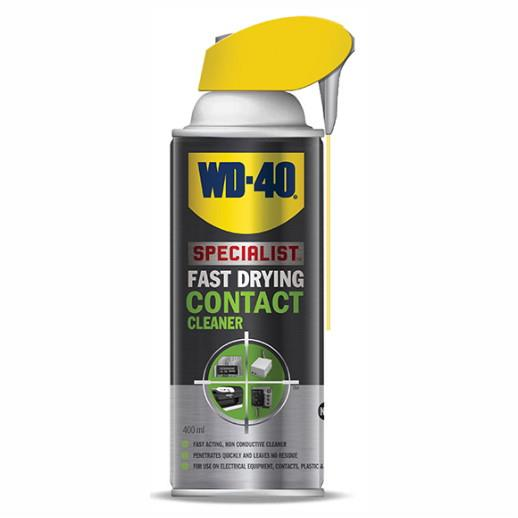 WD-40 Specialist Contact Cleaner Aerosol; 400ml