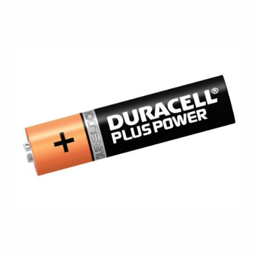 Duracell Battery 'AAA' Cell; Pack (8)